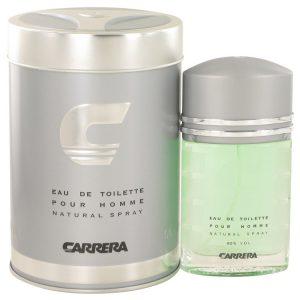 CARRERA by Muelhens Eau De Toilette Spray 1.7 oz Men