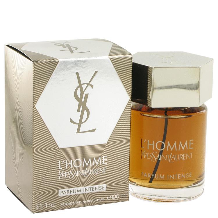 L'homme L'Intense by Yves Saint Laurent Eau De Parfum Spray 2 oz Men