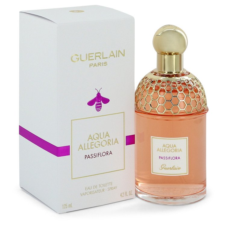 Aqua Allegoria Passiflora by Guerlain Eau De Toilette Spray (Tester) 4.2 oz Women