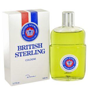BRITISH STERLING by Dana Cologne 5.7 oz Men