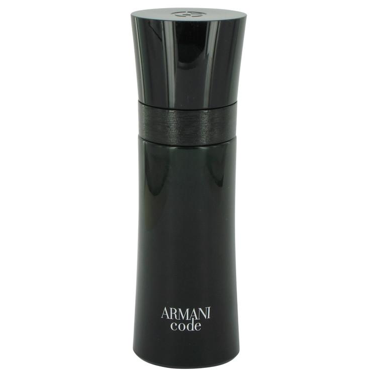 Armani Code by Giorgio Armani Eau De Toilette Spray (Tester) 2.5 oz Men
