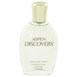 Aspen Discovery by Coty Cologne Spray (unboxed) 1.7 oz Men