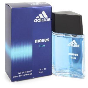 Adidas Moves by Adidas Eau De Toilette Spray 1 oz Men
