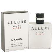 Allure Sport by Chanel Eau De Toilette Spray 1.7 oz Men
