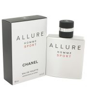 Allure Sport by Chanel Eau De Toilette Spray 3.4 oz Men