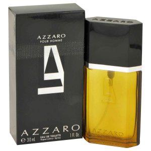 AZZARO by Azzaro Eau De Toilette Spray 1 oz Men
