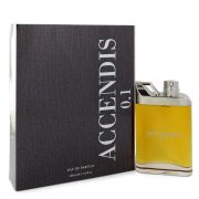Accendis 0.1 by Accendis Eau De Parfum Spray (Unisex) 3.4 oz Women