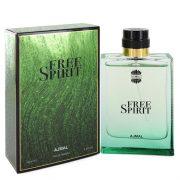 Ajmal Free Spirit by Ajmal Eau De Parfum Spray 3.4 oz Men
