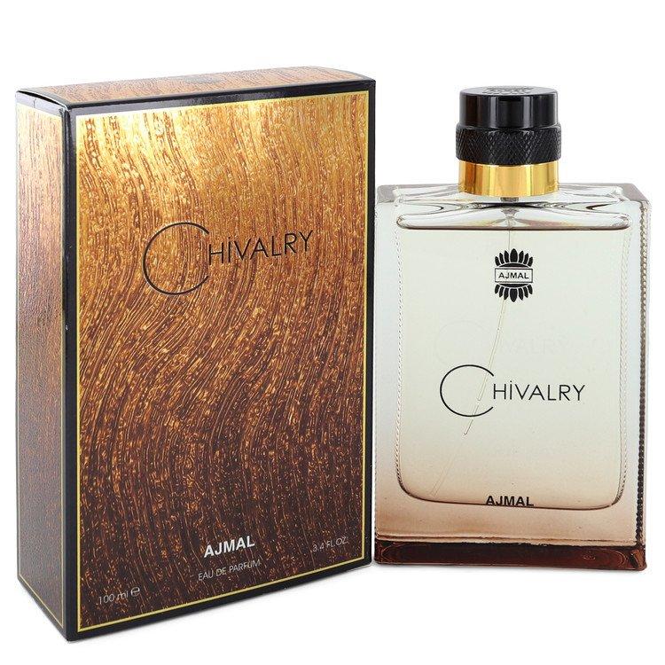 Ajmal Chivalry by Ajmal Eau De Parfum Spray 3.4 oz Men