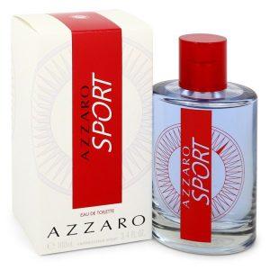 Azzaro Sport by Azzaro Eau De Toilette Spray 3.4 oz Men