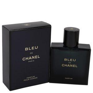 Bleu De Chanel by Chanel Parfum Spray (New 2018) 1.7 oz Men