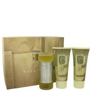 BELLAGIO by Bellagio Gift Set -- 3.4 oz Eau De Toilette Spray + 6.8 oz Shower Gel + 6.8 oz After Shave Balm Men