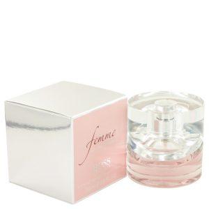 Boss Femme by Hugo Boss Eau De Parfum Spray 1 oz Women
