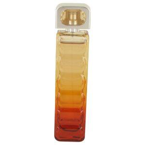 Boss Orange Sunset by Hugo Boss Eau De Toilette Spray (Tester) 2.5 oz Women