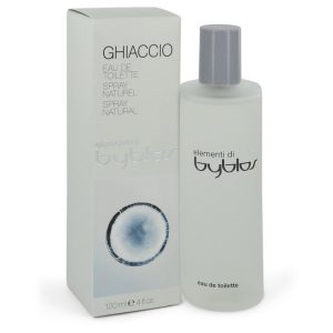 Byblos Ghiaccio by Byblos Eau De Toilette Spray 4 oz Women