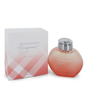 Burberry Summer by Burberry Eau De Toilette Spray (2011) 3.4 oz Women