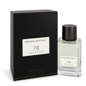 Banana Republic 78 Vintage Green by Banana Republic Eau De Parfum Spray (Unisex) 2.5 oz Women