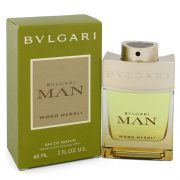 Bvlgari Man Wood Neroli by Bvlgari Eau De Parfum Spray 2 oz Men