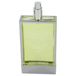 CALANDRE by Paco Rabanne Eau De Toilette Spray (Tester) 3.4 oz Women