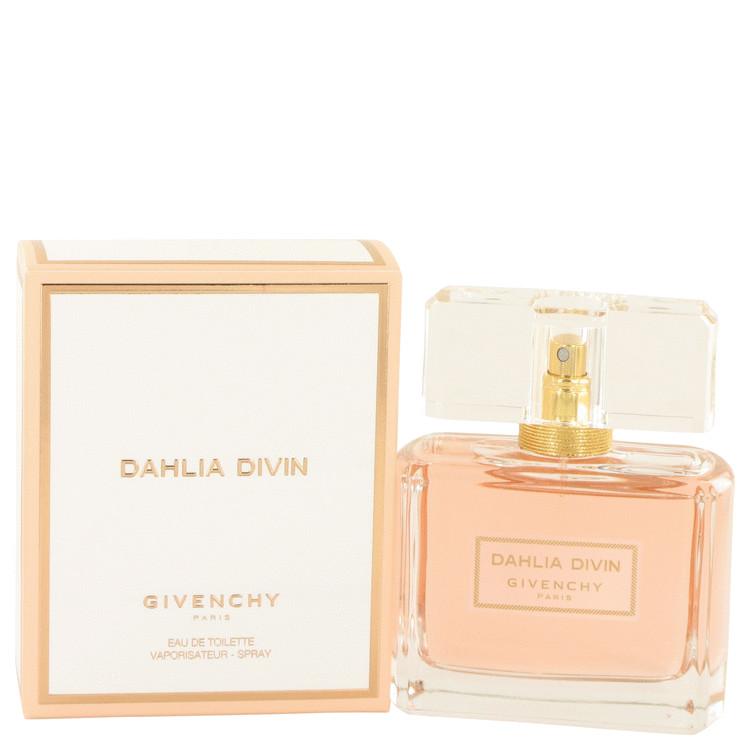Dahlia Divin by Givenchy Eau De Toilette Spray 2.5 oz Women