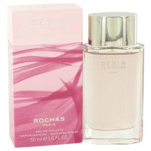 Desir De Rochas by Rochas Eau De Toilette Spray 1.7 oz Women