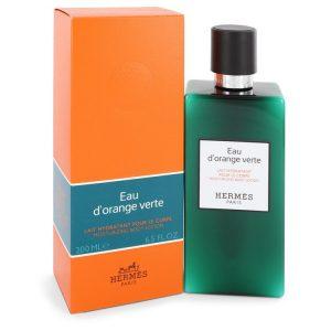 EAU D'ORANGE VERTE by Hermes Body Lotion (Unisex) 6.5 oz Women