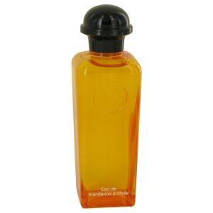 Eau De Mandarine Ambree by Hermes Cologne Spray (Unisex Tester) 3.3 oz Men
