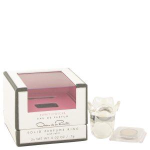 Esprit d'Oscar by Oscar De La Renta Solid Perfume Ring with Refill .02 oz Women