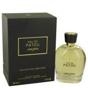 EAU DE PATOU by Jean Patou Eau De Toilette Spray (Heritage Collection Unisex) 3.4 oz Men