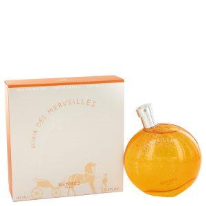 Elixir Des Merveilles by Hermes Eau De Parfum Spray 3.3 oz Women