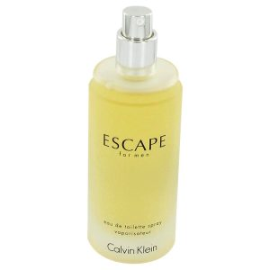 ESCAPE by Calvin Klein Eau De Toilette Spray (Tester) 3.4 oz Men
