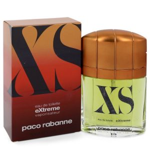 XS Extreme by Paco Rabanne Eau De Toilette Spray 1.7 oz men