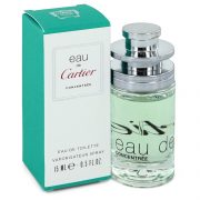 EAU DE CARTIER by Cartier Mini EDT Concentree Spray 0.5 oz Men