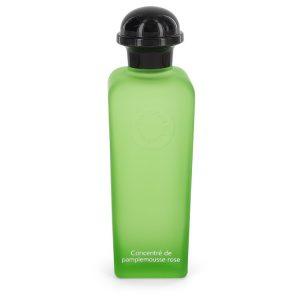 Eau De Pamplemousse Rose by Hermes Concentre Eau De Toilette Spray (Tester) 3.3 oz Women