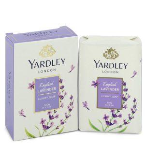 English Lavender by Yardley London Soap 3.5 oz Women