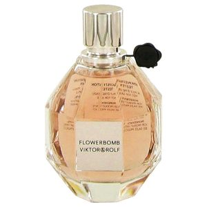 Flowerbomb by Viktor & Rolf Eau De Parfum Spray (Tester) 3.4 oz Women