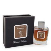 Franck Boclet Cashmere by Franck Boclet Eau De Parfum Spray (Unisex) 3.3 oz Women