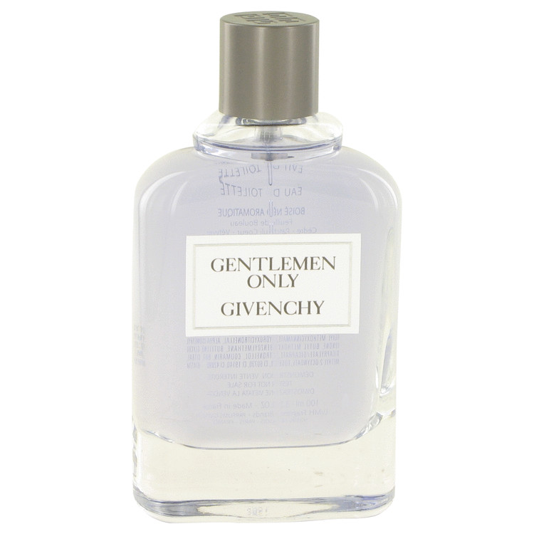 Gentlemen Only by Givenchy Eau De Toilette Spray (Tester) 3.4 oz Men