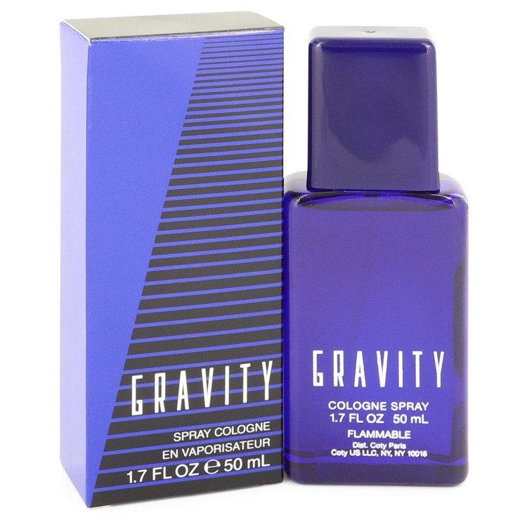 GRAVITY by Coty Cologne Spray 1.7 oz Men