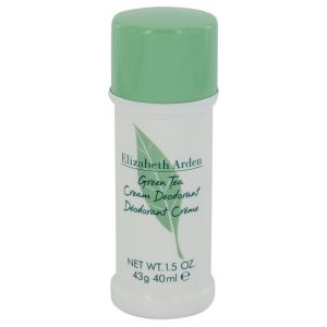 GREEN TEA by Elizabeth Arden Deodorant Cream 1.5 oz Women