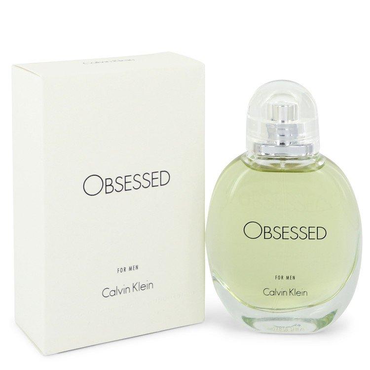Obsessed by Calvin Klein Eau De Toilette Spray 2.5 oz Men