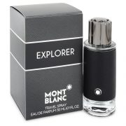 Montblanc Explorer by Mont Blanc Eau De Parfum Spray 1 oz Men