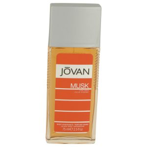 JOVAN MUSK by Jovan Body Spray 2.5 oz Men