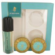 je reviens by Worth Gift Set -- 1.7 oz eau De Toilette Spray + 2 x 2.6 oz Soap Women