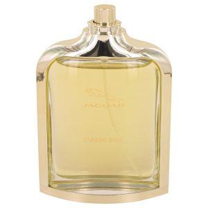 Jaguar Classic Gold by Jaguar Eau De Toilette Spray (Tester) 3.3 oz Men