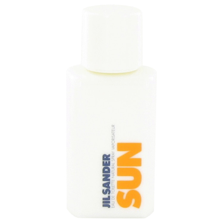 Jil Sander Sun by Jil Sander Eau De Toilette Spray (Tester) 2.5 oz Women