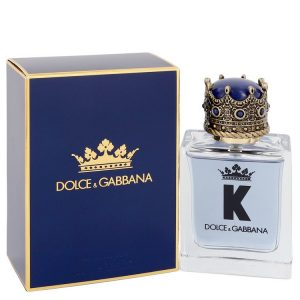 K by Dolce & Gabbana by Dolce & Gabbana Eau De Toilette Spray 1.6 oz Men