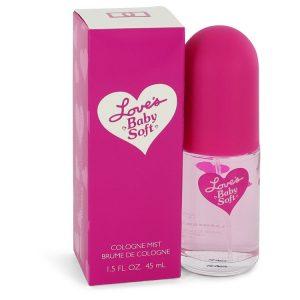 Love's Baby Soft by Dana Body Mist 1.5 oz Women