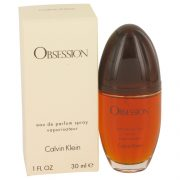 OBSESSION by Calvin Klein Eau De Parfum Spray 1 oz Women