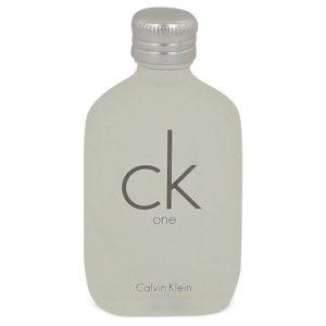 CK ONE by Calvin Klein Eau De Toilette .5 oz Men